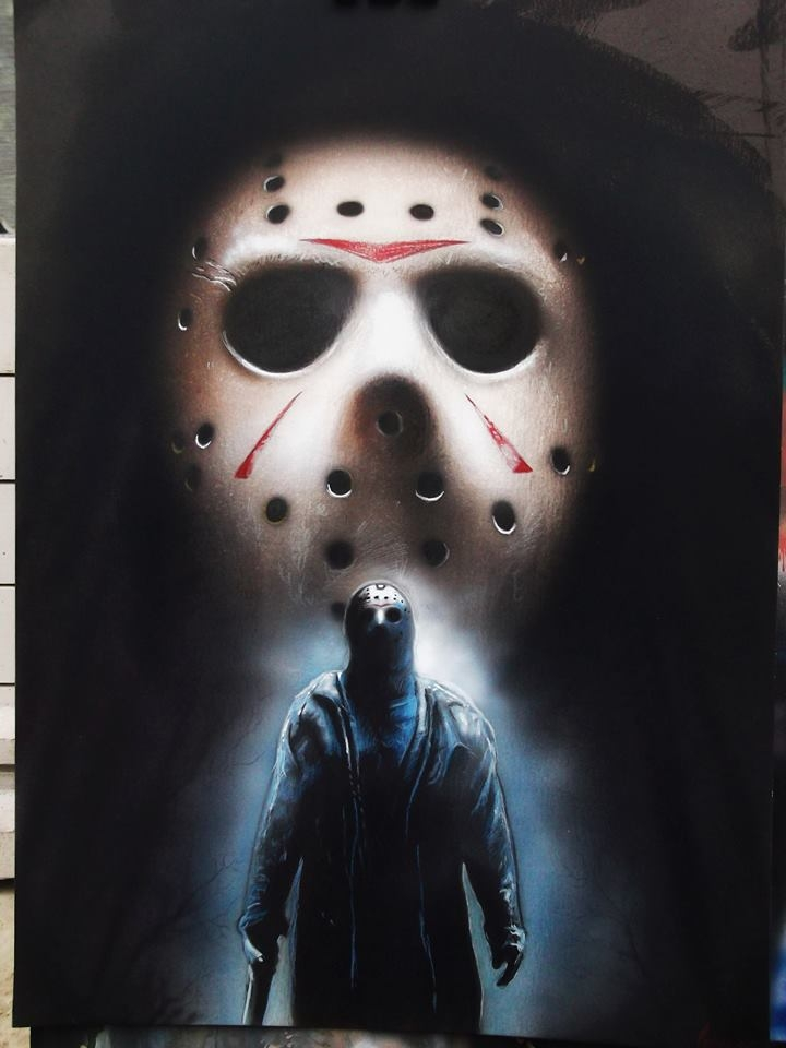 Kane Hodder by stephane014